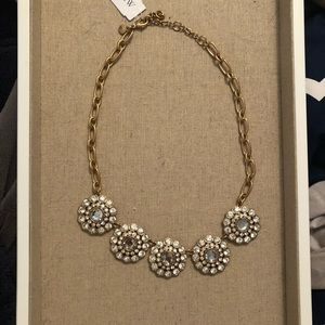 J. Crew statement necklace new with tags
